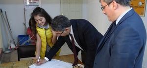 Havran Mesleki Eğitim Merkezi adım adım başarıya ilerliyor