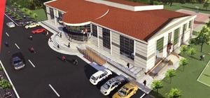 Başkan Fatih Çalışkan: Hisarcık Gençlik Merkezi yapımında ihale aşamasına gelindi