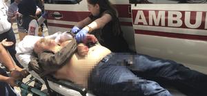 İş adamı silahlı saldırıda hayatını kaybetti