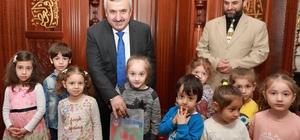 """Başkan Baran: """"4-6 yaş aralığı en önemli yaş aralığıdır"""""""
