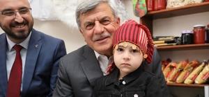 """Başkan Karaosmanoğlu: """"Ülkemizin ve kentimizin değerlerine sahip çıkıyoruz"""""""