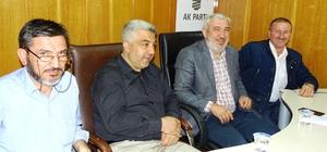 Başkan Ali Var: Hisarcık ve köyleri birlikte hareket etmeli