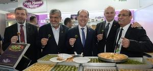 Yabancı iş adamlarının gıdada tercihi Bursa 34 ülkeden 160 firma temsilcisi işbirliği için Bursa'da
