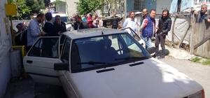 Otomobilinin arka koltuğunda ölü bulundu