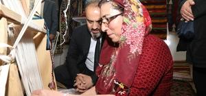 Geleneksel el sanatlarına Bursalılardan büyük ilgi