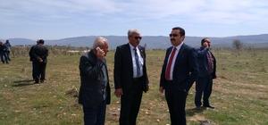 """Çorum Koç-Teke istasyonu açıldı Damızlık Koyun ve Keçi Yetiştiricileri Birliği Başkanı Şevket Avcı; """"Çorum ve bölgenin değil Türkiye'nin damızlık ihtiyacını karşılayacağız"""""""