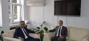 Başkan Yaman'ın Bilecik temasları
