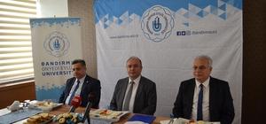 Bandırma Üniversitesi kampüs inşaatı başladı 1,5 yılda 155 milyon TL'lik yatırım yapılacak