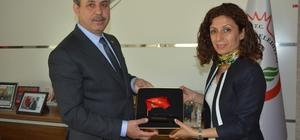 ABB'Den Belediye Başkanı Kılıç'a ziyaret