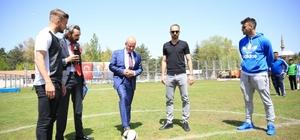 Kocasinan'da Ortaokullar Arası Futbol Turnuvası Final heyecanı