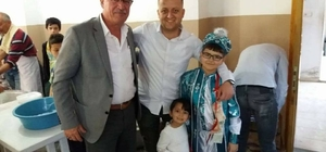 Başkan Duymuş, Ataman ailesinin sevincine ortak oldu