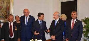 Ortaca CHP, Genel Başkan Kılıçdaroğlu ile bir araya geldi