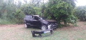Köyceğiz'de trafik kazası; 1'i ağır, 2 yaralı