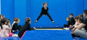 Jimnastik ile sağlıklı bireyler yetişiyor
