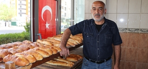 """Fırıncılar Odası Başkanı Mustafa Aslan: """"Türkiye genelinde en ucuz ekmeğin olduğu şehir Kayseri'dir"""""""