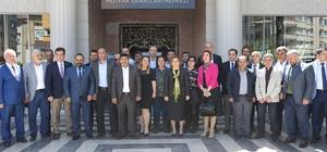 """Şahin 4 yıllık faaliyetlerini anlattı Gaziantep Büyükşehir Belediye Başkanı Fatma """"En büyük gelirimiz giderleri azaltmaktır"""""""