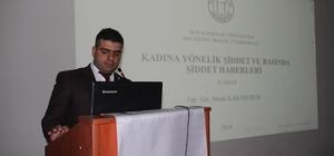 Malazgirt'te 'Kadına şiddet' konferansı