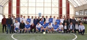 Petrol-İş Futbol Turnuvası başladı