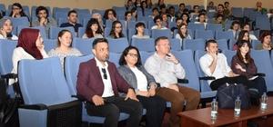 ESOGÜ'de Uluslararası İlişkiler Günü etkinliği düzenlendi