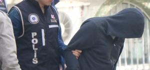 Samsun'da 2 FETÖ şüphelisi tutuklandı