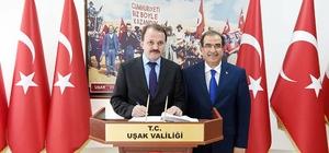 """Vakıflar Genel Müdürü Adnan Ertem; """"Ulu Cami'de Ramazan ayında namaz kılacağız"""""""