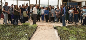 Düzce Üniversitesinden Eskişehir'e bilimsel gezi