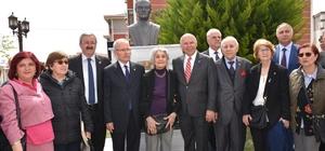 Köy Enstitülerinin mimarı Hasan Ali Yücel Tekirdağ'da anıldı