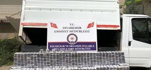 Gizli bölme Diyarbakır polisinin gözünden kaçmadı