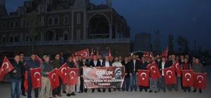Şehit Ömer Halisdemir'in karar duruşmasına Çorum'dan katılım
