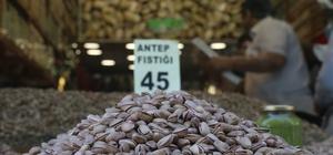Antep fıstığı cep yakıyor Antep fıstığı İstanbul'da 100, Gaziantep'te 50 TL'den satılıyor