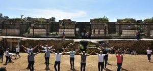 AYFAD, Turizm Haftasında Zeybek kültürü ve Aydın'ı tanıttı