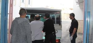 Kaçak göçmen donarak öldü