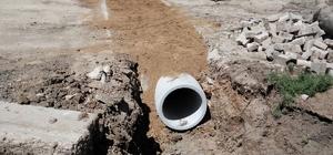 Aksaray'da sele karşı tedbir projesi