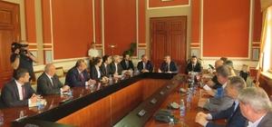 Kayseri OSB Bosna-Hersek'e açılıyor