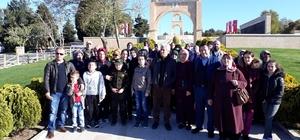 Gebze Belediyesi'nin Çanakkale turları devam ediyor