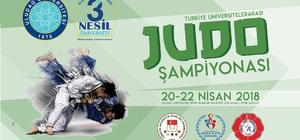 Üniversitelerarası Türkiye Judo Şampiyonası Uludağ Üniversitesi'nde başlıyor