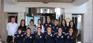 Hilton, Hakkari Gücü Kadın Futbol Takımını ağırladı