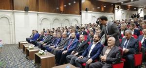 """Mardin'de 'Din İstismarı ile Mücadele' semineri Müftü İsmail Çiçek: """"DEAŞ ve FETÖ dini istismar etmiştir"""" """"3 nesil evlatlarımızı elimizden almak için bir çaba sarf etmişlerdir"""""""