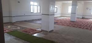 Yenişehir Belediyesinden camilere tadilat desteği