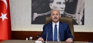 Vali Yavuz Selim Köşger'in 23 Nisan mesajı
