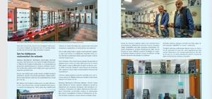 Malatya Fotoğraf Makinesi müzesi BİK dergisinde