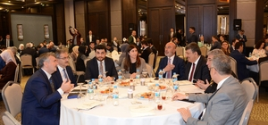 """Konya'da """"Şehrim 2023 Projesi Çalıştayı"""" yapıldı"""