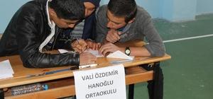 Başkale'de okullar arası bilgi yarışması