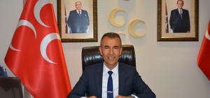 MHP Söke İlçe Başkanı Öztürk'ten kırgınlara çağrı