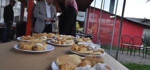 Geyve'de ayvalı lezzetler beğenildi