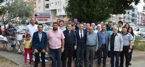 Ortaca Devlet Hastanesinde kadro sevinci Kadroya geçtiler, lokma döktürdüler