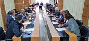 Ak Parti Malatya İl Teşkilatı 24 Haziran'da yapılacak seçimlere hazır
