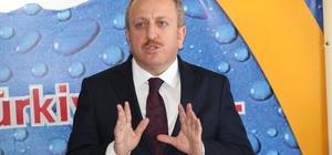 """AK Parti Mecitözü Danışma Meclisi toplantısı yapıldı AK Parti Çorum İl Başkanı Mehmet Karadağ; """"Mecitözü belediyesini kazanacağız"""""""