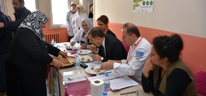 Muş'ta ödüllü yöresel yemek yarışması