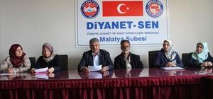 """Diyanet-Sen'den 28 Şubat açıklaması Diyanet-Sen Malatya Şube Başkanı Mehmet Engin: """"28 Şubat davası kararı darbeciliğin defin işlemidir"""""""